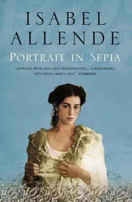 Portrait in Sepia -