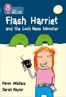 Flash Harriet and the Loch Ness Monster - pr_236787