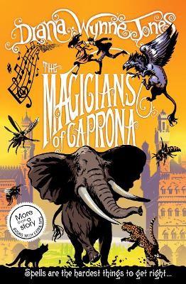 The Magicians of Caprona -