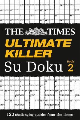 The Times Ultimate Killer Su Doku Book 2 - pr_271289
