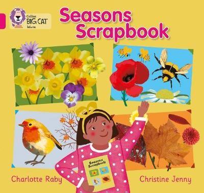 Seasons Scrapbook -