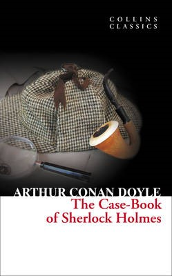The Case-Book of Sherlock Holmes -