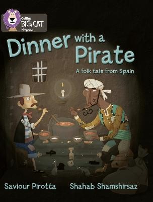 Dinner with a Pirate -