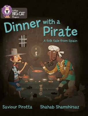 Dinner with a Pirate - pr_18996
