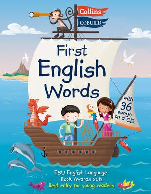 First English Words (Incl. audio CD) -