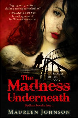 The Madness Underneath (Shades of London, Book 2) - pr_165307