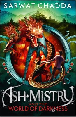 Ash Mistry and the World of Darkness -