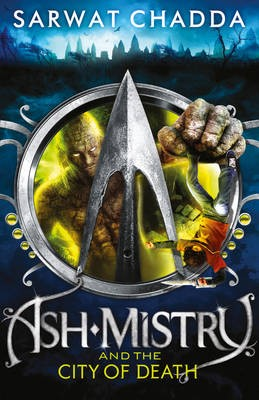 Ash Mistry and the City of Death -