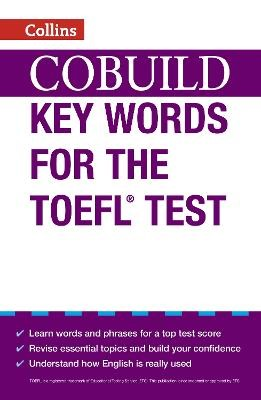 COBUILD Key Words for the TOEFL Test - pr_33156