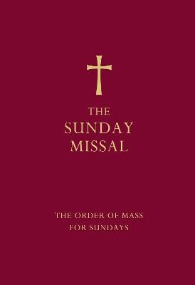 The Sunday Missal (Red edition) -
