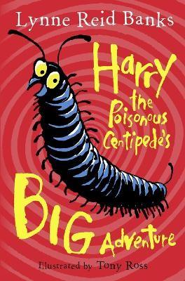 Harry the Poisonous Centipede's Big Adventure - pr_370035