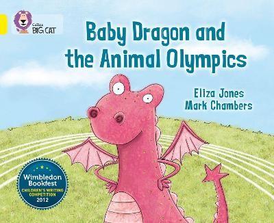 Baby Dragon and the Animal Olympics -