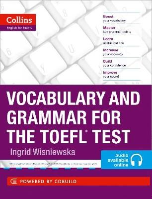 Vocabulary and Grammar for the TOEFL Test -