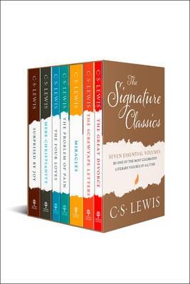The Complete C. S. Lewis Signature Classics: Boxed Set -