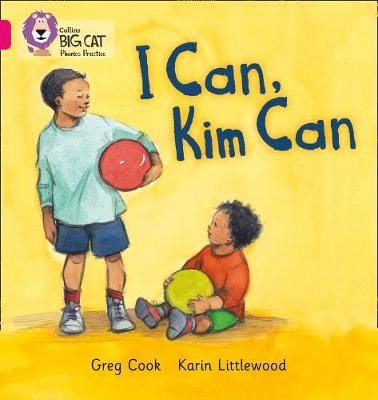 I CAN, KIM CAN -