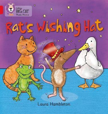 RAT'S WISHING HAT -