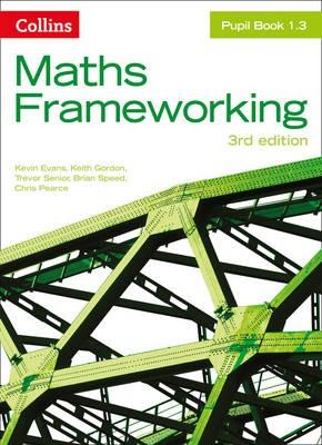 KS3 Maths Pupil Book 1.3 -