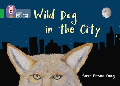 Wild Dog In The City - pr_236793
