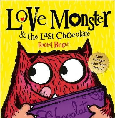 Love Monster and the Last Chocolate -