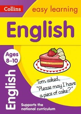 English Ages 8-10 -
