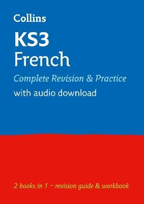 KS3 French All-in-One Complete Revision and Practice -