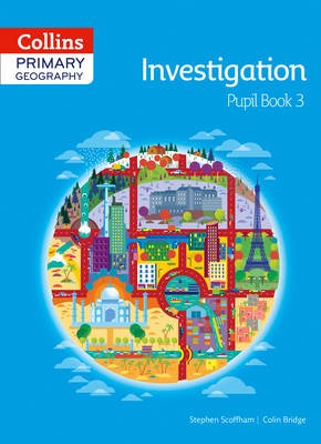 Collins Primary Geography Pupil Book 3 -