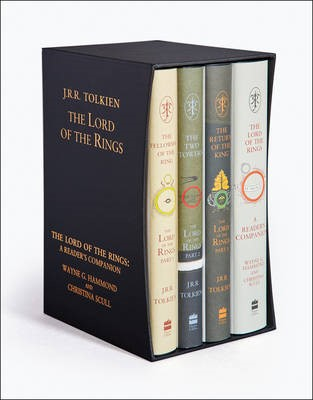The Lord of the Rings Boxed Set - pr_84798