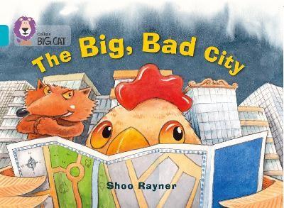 The Big, Bad City - pr_18951