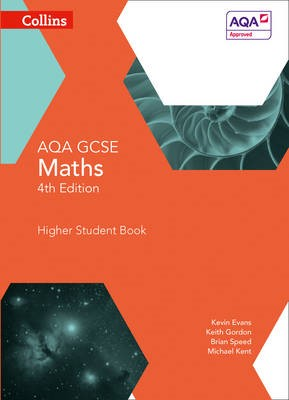 GCSE Maths AQA Higher Student Book - pr_18954