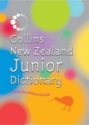 Collins New Zealand Junior Dictionary -