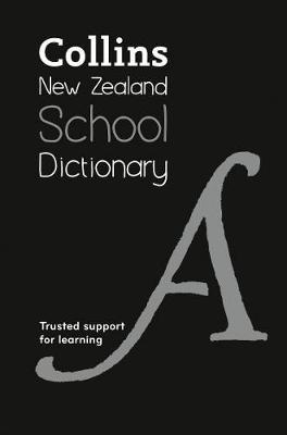 Collins New Zealand School Dictionary -