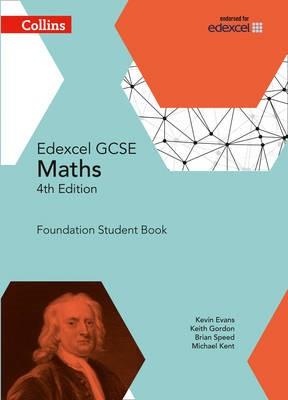 GCSE Maths Edexcel Foundation Student Book -