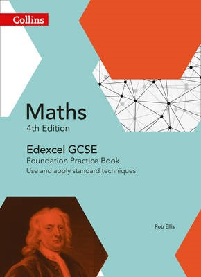 GCSE Maths Edexcel Foundation Practice Book - pr_18935