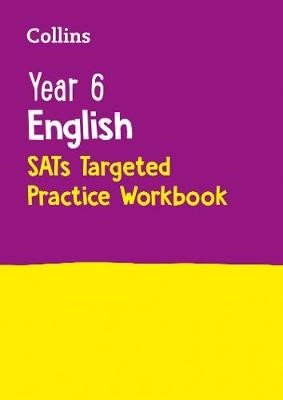 Year 6 English KS2 SATs Targeted Practice Workbook - pr_310609