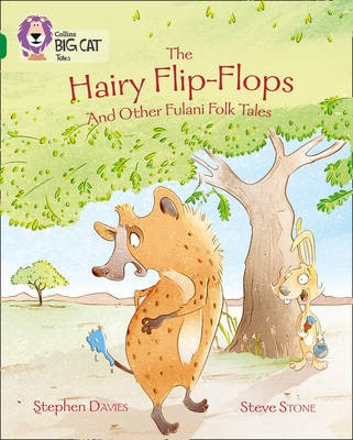The Hairy Flip-Flops and other Fulani Folk Tales - pr_38777