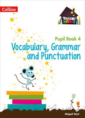 Vocabulary, Grammar and Punctuation Year 4 Pupil Book - pr_217016