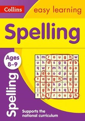 Spelling Ages 8-9 -