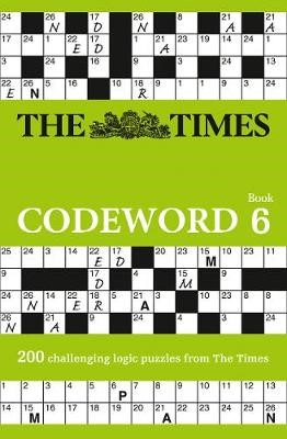 The Times Codeword 6 -