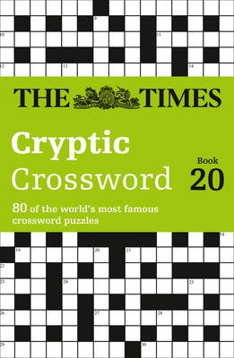 The Times Cryptic Crossword Book 20 - pr_161148