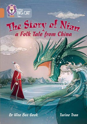 The Story of Nian: a Folk Tale from China - pr_43432
