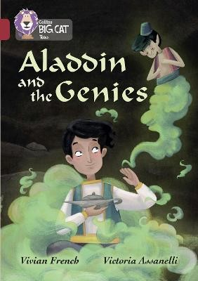 Aladdin and the Genies -