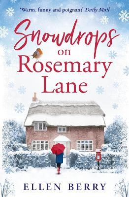 Snowdrops on Rosemary Lane -
