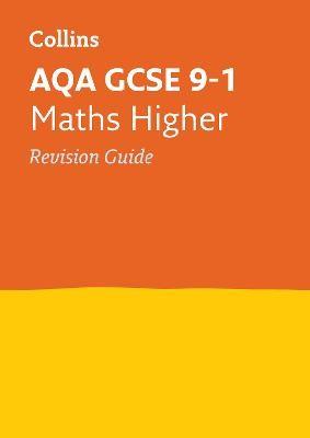 AQA GCSE 9-1 Maths Higher Revision Guide - pr_20481