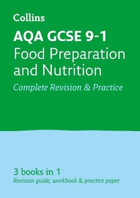 AQA GCSE 9-1 Food Preparation and Nutrition All-in-One Complete Revision and Practice - pr_218088