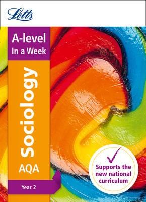 AQA A-level Sociology Year 2 In a Week -