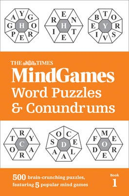 The Times MindGames Word Puzzles and Conundrums Book 1 - pr_167905