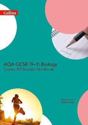 AQA GCSE (9-1) Biology Achieve Grade 8-9 Workbook -