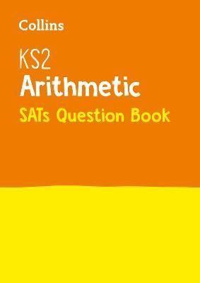 KS2 Maths Arithmetic SATs Practice Question Book - pr_270756