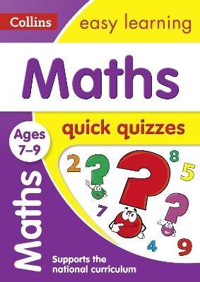 Maths Quick Quizzes Ages 7-9 - pr_20139