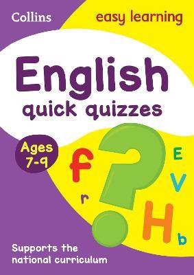 English Quick Quizzes Ages 7-9 - pr_18976